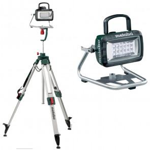 Metabo Arbejdslampe BSA 14.4-18 LED + Stativ - 690728000