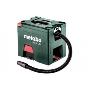 Metabo Akku Støvsuger AS 18 L PC solo med rullebrædt - 691060000