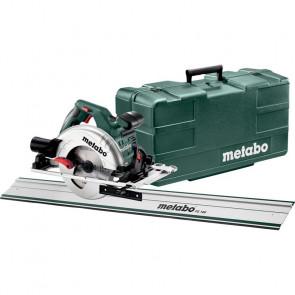 Metabo Rundsav KS 55 FS Set inkl. FS 160 skinne og kuffert - 691064000