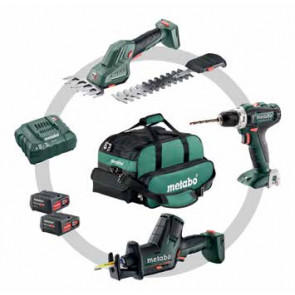 Metabo COMBO 12 SGS12Q+BS12+SSE12BL - 691192000