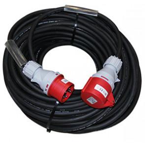 Forlængerkabel 10 m 5G1,5 16A/400V - 972648