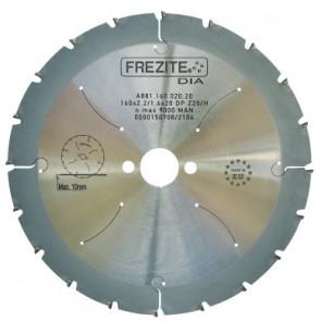 Frezite PCD klinge 160x2,2x20 Z20 - A881.160.020.20