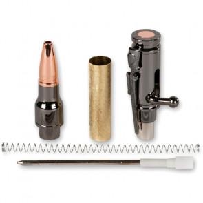 CraftProKits Mini Kanonmetal Bolt Action Kuglepensæt - AX101640