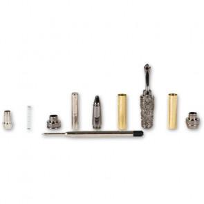 CraftProKits Victorian Kanonmetal Twist Kuglepenne Sæt - AX101652
