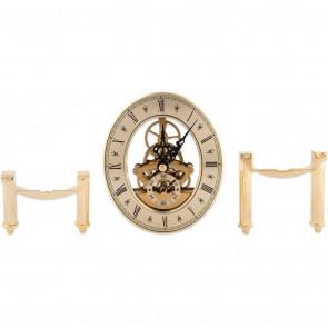 CraftProKits Komplet Ur105x125mm Guld m. Stel - AX103708