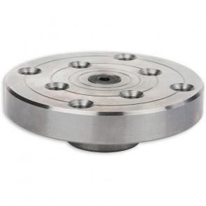 Axminster 75mm monteringsplade til Evolution værktøjsstolpe - AX104451