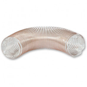 CLEAR LIGHTWEIGHT PVC EXTRACTION HOSE 51MMX2.5M - AX104742