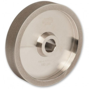 Axminster Evolution CBN Slibesten 180K 200x40mm - AX105026