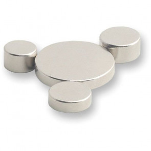 8MM X 5MM RARE EARTH MAGNETS (10) - AX127198