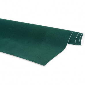"""CRUSHED VELVET ADHESIVE ROLL 27""""X20"""" GREEN - AX202188"""