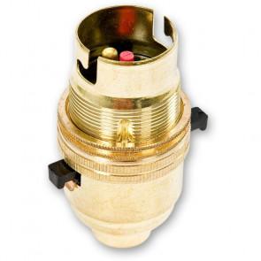 BRASS LAMP HOLDER - AX340916