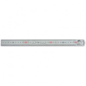 JAPANESE STAINLESS STEEL RULE 300mm - AX502254