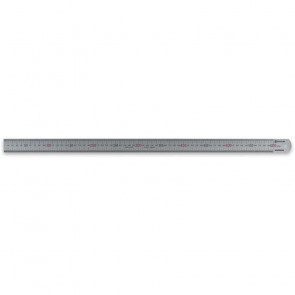 JAPANESE STAINLESS STEEL RULE 600mm - AX502255