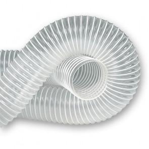 REINFORCED PVC HOSE 102mm x 1.0 METRE - AX505006