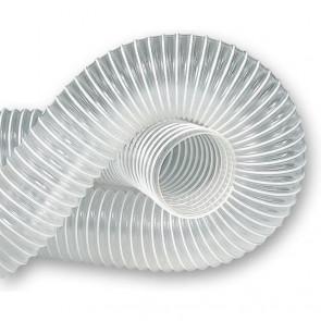 REINFORCED PVC HOSE 102mm x 5.0 METRE - AX505008