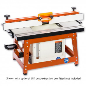 UJK ROUTER TABLE TOP + LEGS + FENCE - AX717126