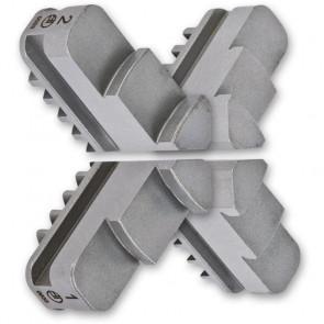 Axminster Indvendige + Udvendige Sikkerhedskæber Sæt - AX717476
