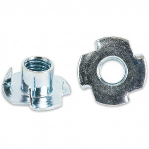 PACK 10 THREADED T NUTS M10 - AX800401