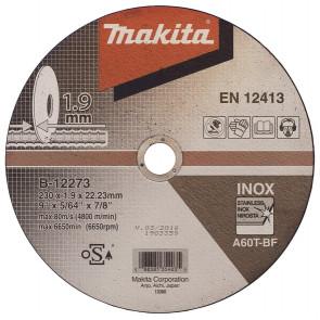 Makita Skæreskive 230x1.9x22.23 (EN) B-12273