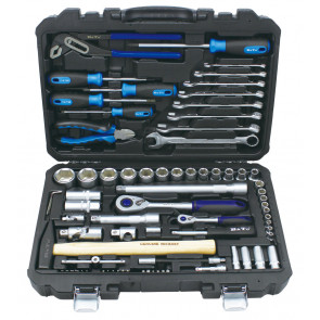 BATO værktøjssæt med 77 dele - BA-1177