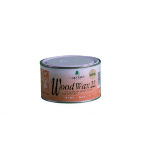 Chestnut WoodWax 22 Clear 5ltr - CH31211