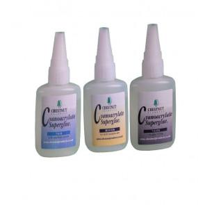 Chestnut Cyanoacrylate Superglue Medium 20g - CH31360