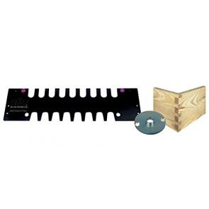CMT Gennemgående Svalehalesamlings Skabelon 12,9mm CMT-T129 til CMT300 - CMT300-T129