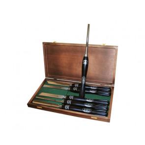 Crown Tools Cryogenic Drejejernssæt 6 dele - DR-DC281NK
