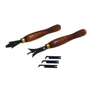 """Crown Tools Kinesisk Kugledrejejern, 8 1/2"""" 216mm Håndtag - DR-DCDS"""