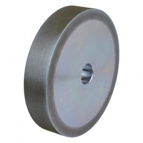 Drechselmeister Slibesten med sidebelægning Ø 200x25 mm - SuperFein - DR-DDHCBN20025SF
