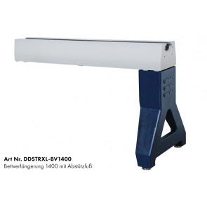 Stratos Vangeforlænger 1400 med støttefod - DR-DDSTRXL-BV1400