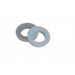 Drechselmeister Reduceringsringe 20-16mm til Slibeskiver | 2 stk. - DR-DERED20-16