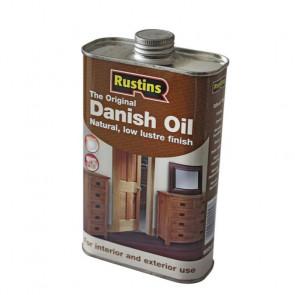Rustins Danish Oil 500ml - DR-DGDAN500