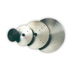 Hager Planskive, Stål med M33 x 3,5 gevind 120 mm - DR-DH80102