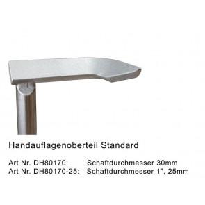 """Hager Anlæg Standard, Skaft Ø 1"""" (25,4mm) - DR-DH80170-25"""