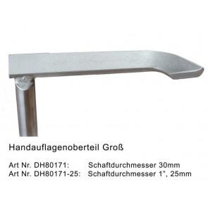 """Hager Anlæg Stor, Skaft 1"""" (25,4mm) - DR-DH80171-25"""