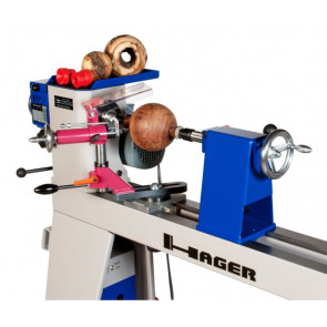 Hager Kugledrejer HKD120A 225 mm HDD180, STAR, HDE49 - DR-DH901110