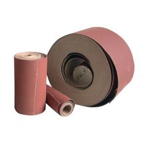 Drechselmeister Sandpapir m. stofbund 50m Rulle / K100 - DR-DS42050-100