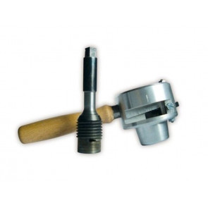 Drechselmeister PROFI Træ-Gevindskærer 32mm - DR-DS810032