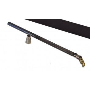 Woodcut FLEXI Lige Skaft 275mm - DR-DWOOD-FSH275