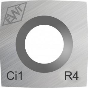 Easy Wood Tools Kantet HM Platte - Med Let Radius - 15 mm - DR-DZ-EWT91400