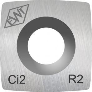Easy Wood Tools Kantet HM Platte - Med Let Radius - 10 mm - DR-DZ-EWT92600