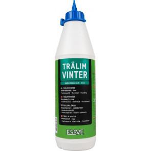 ESSVE Trælim D2 VINTER - vandbaseret, frostsikker lim 750 ml - ES-20053