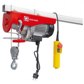 Holzmann Elektrisk hejsespil ESZ500D 230V - ESZ500D-230V