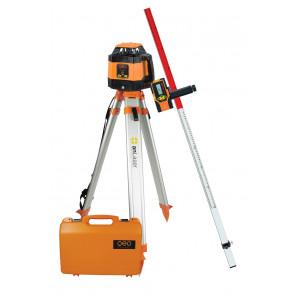 geo-FENNEL rotationslaser FL 220 HV m/FR 45 komplet - GF-F220000K