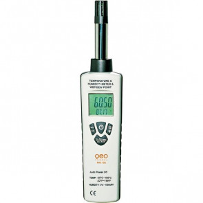 GeoFennel FHT 100 digitalt hygro-/termometer - GF-F800110
