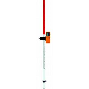 GeoFennel alu-stadie til laserinstrument 2,4 m
