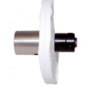 Gamma Zinken Buffing Spindel M33x3,5 D20 - GZ4043