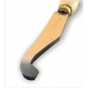 Hamlet Dale Nish dåse skraber M2 HSS 25 x 10mm - Box skraber - HA-HCT212