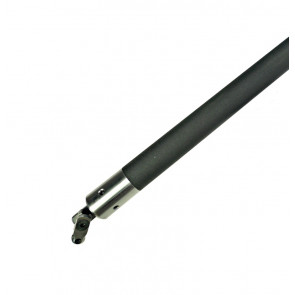 """Hamlet Brother 26"""" handle fitted with 5/8"""" straight stem (HCT604), 1/2"""" cutter and edge protector - HA-HCT601"""